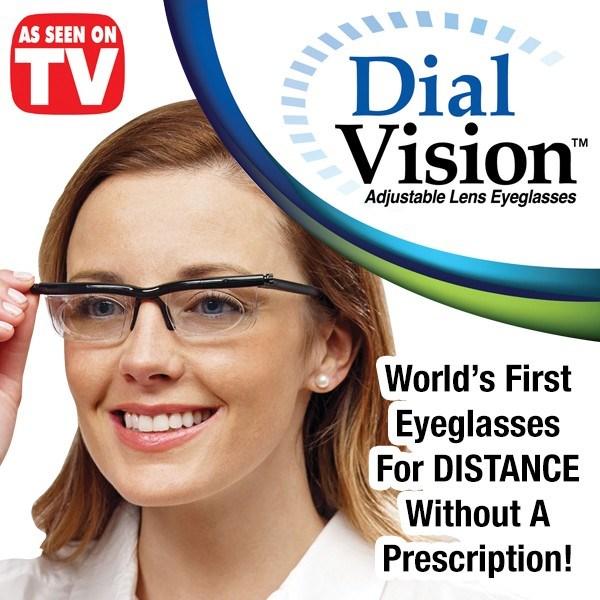 Eyeglass Frames That Donot Break : Dial Vision - Adjustable Lens Eyegla (end 9/13/2019 1:54 PM)