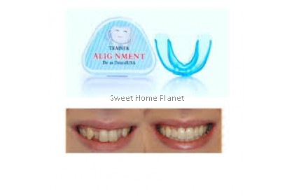 Dental Oral Irregular Teeth Orthodontic Braces Alignment Trainer