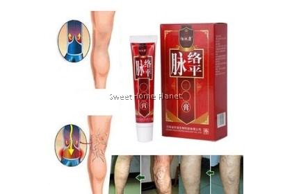 Medical Varicose Cream Veins Treatment Leg Vasculitis Phlebitis Spider