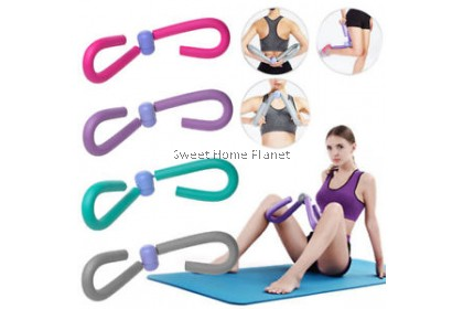 Multi-Functional Thigh Master Leg Exerciser Fitness Workout Muscle Exercise Equipment