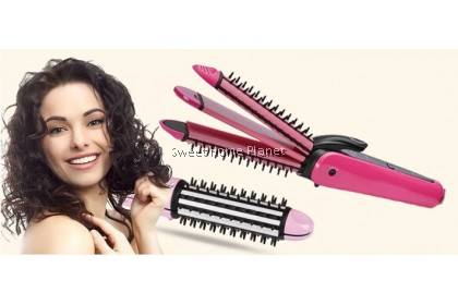 NOVA 3in1 Hair Care Stylers