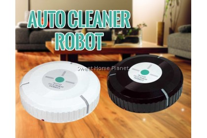 Auto Robot Vacuum Cleaner (Free 20pcs Absorption Paper)