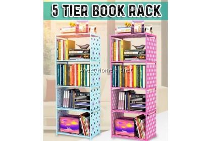 5Tier BookRack