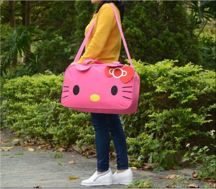 d09f4e0eee89 Latest Hello Kitty Travel Bag (ETA 2 (end 5 6 2020 11 25 PM)