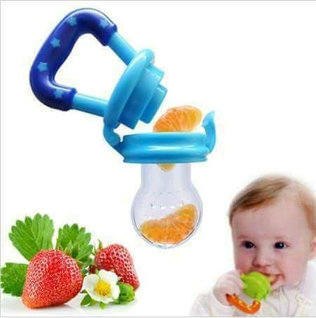 Baby Silicone Food Feeder