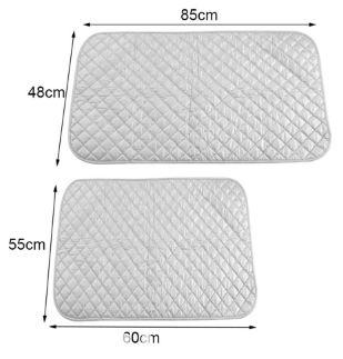 Foldable Heat-resistant Cloth Ironing Mat