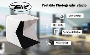 Portable Mini Photo Studio Folding Lightbox Compact Photography