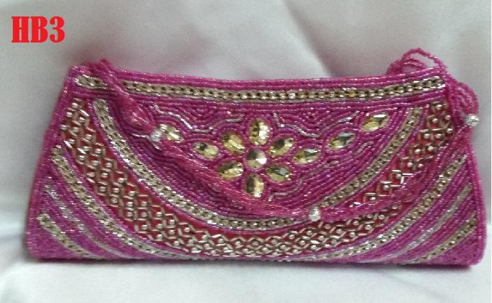 Bombay Clutch Bag