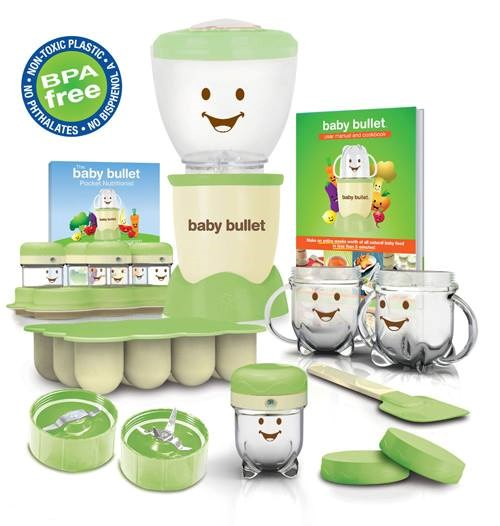 BABY BULLET - BPA FREE